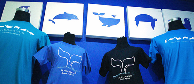 Africa Blue, clothing in Hermanus, Western Cape, South Africa