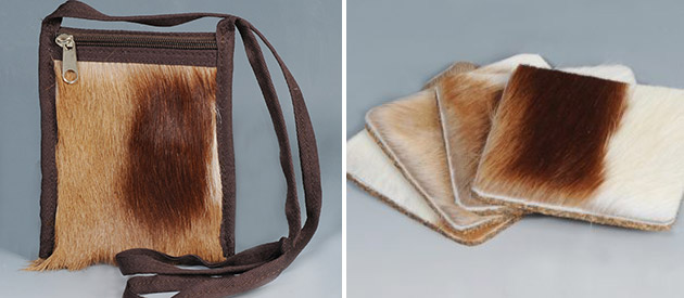 Exotic African Luxury Leather Products