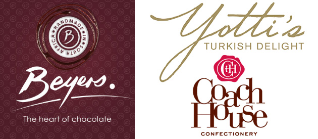Beyers Chocolates, Coach House Nougat, Yotti's Turkish Delight, wedding, sweets and treats, online wedding shopping, south africa